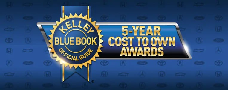 2020 Volvo V90 Kelley Blue Book Award