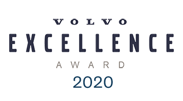 Volvo Excellence Award 2020 NJ