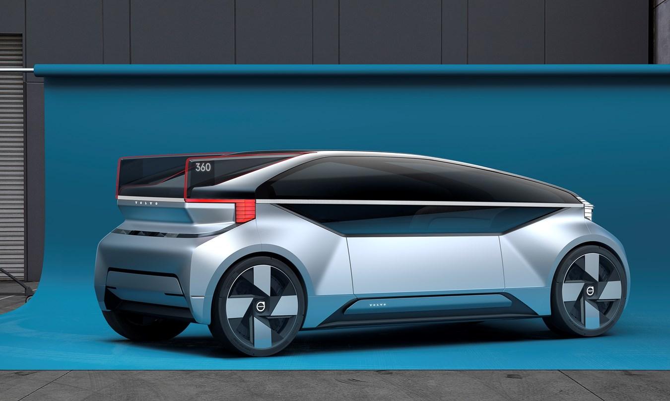 Volvo 360c Concept NJ