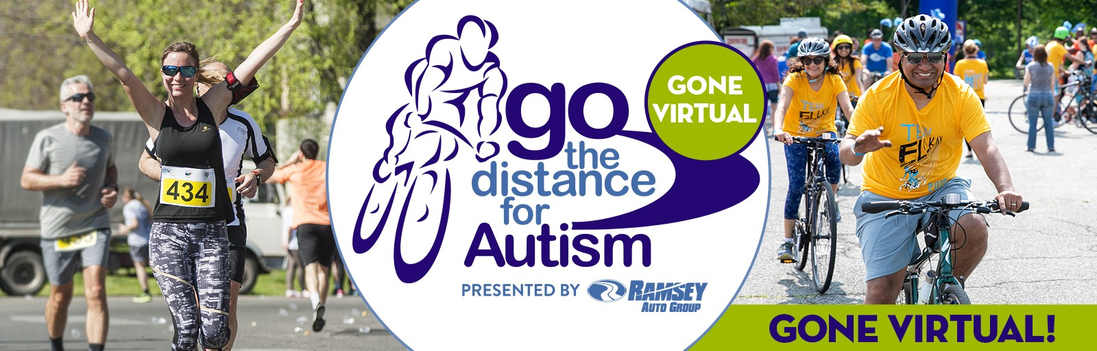 11th Annual Go the Distance For Autism Bike Ride