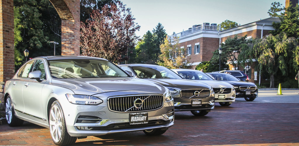 Volvo S90 Launch Event NJ