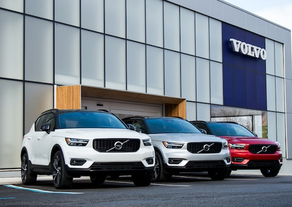 2021 Volvo Xc40 Lease Deals Nj Volvo Xc40 Compact Suv Nyc