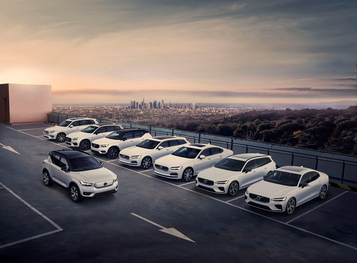 2020 Volvo Models NJ