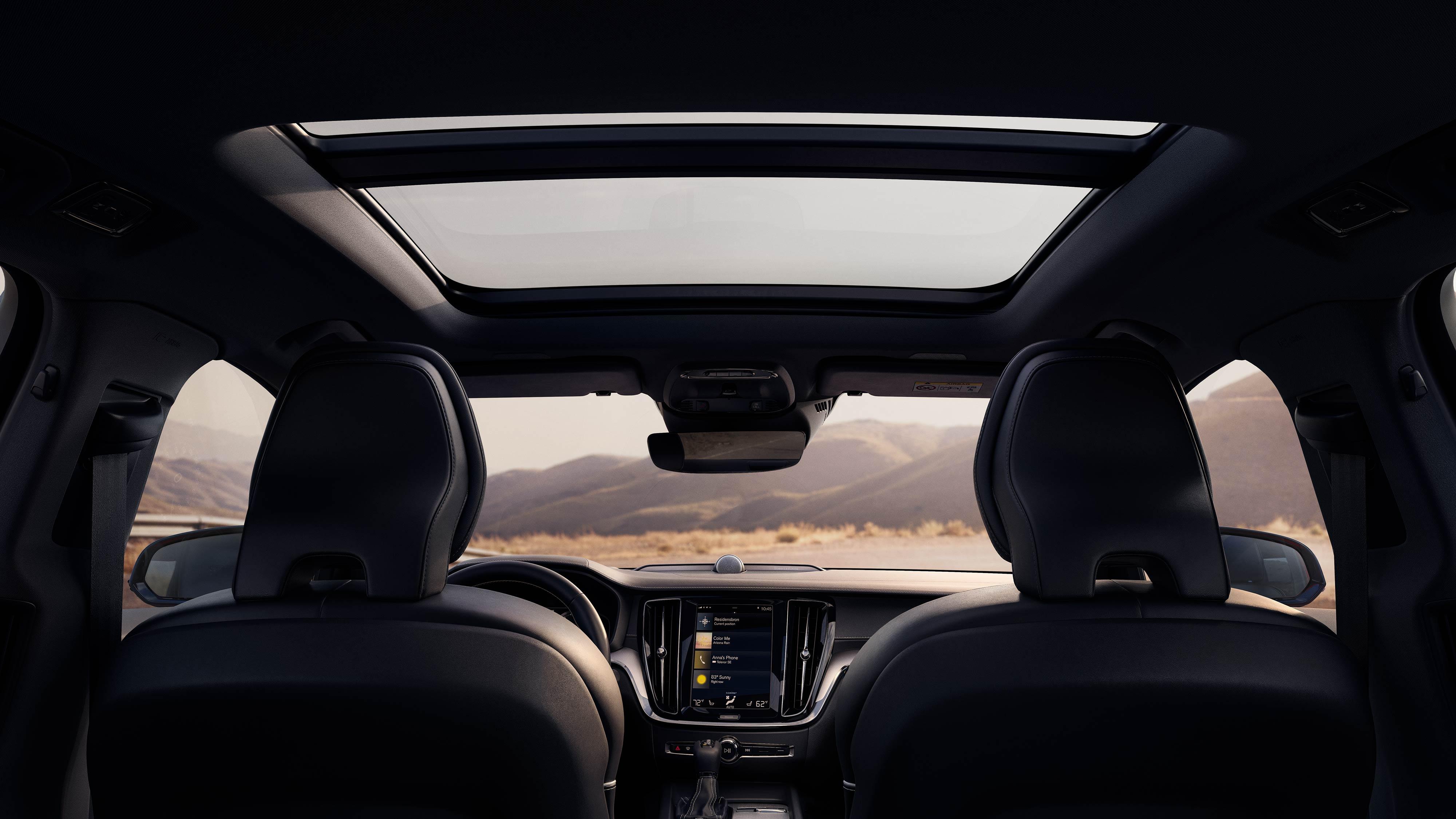 2020 Volvo V60 Award Winning Interior