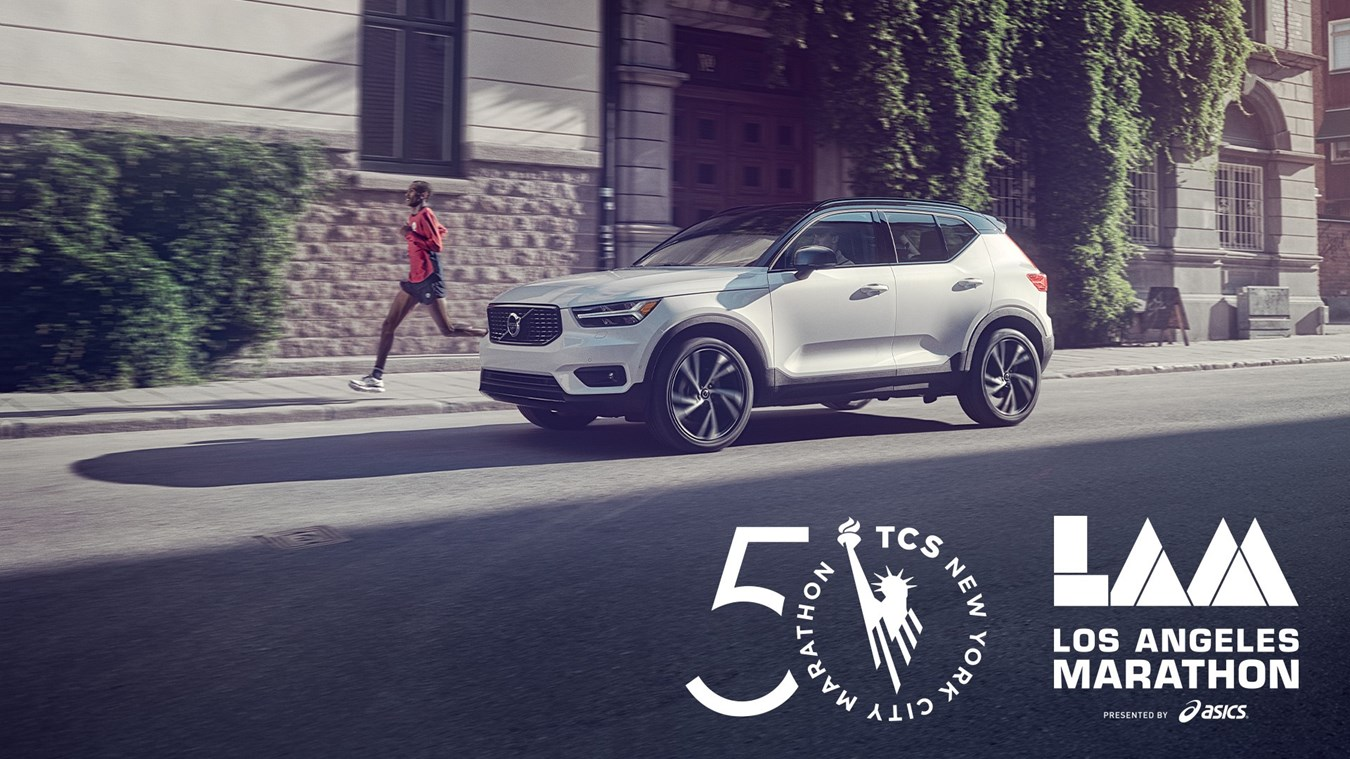 2021 Run For Volvo Cars Sweepstakes