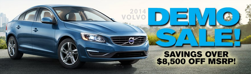 Volvo Cars Ramsey | Ramsey Volvo's Demo Sale Going On NOW!
