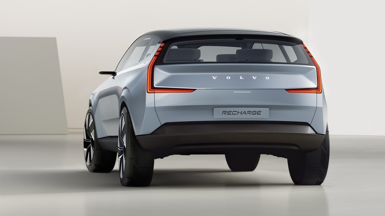 Volvo Concept Recharge Safety