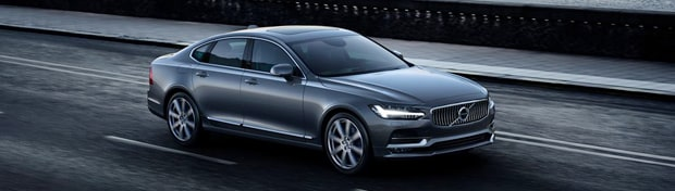2017 Volvo S90 Review NJ
