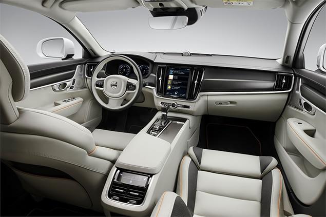 2018 Volvo V90 Cross Country Ocean Race Edition NY