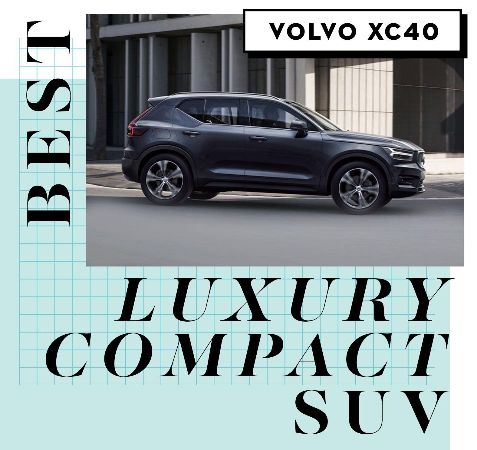 2020 Volvo XC40 Good Housekeeping Award