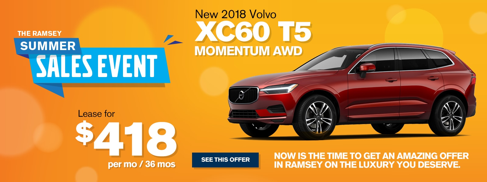 Volvo Cars Ramsey | Volvo Dealership Bergen County NJ
