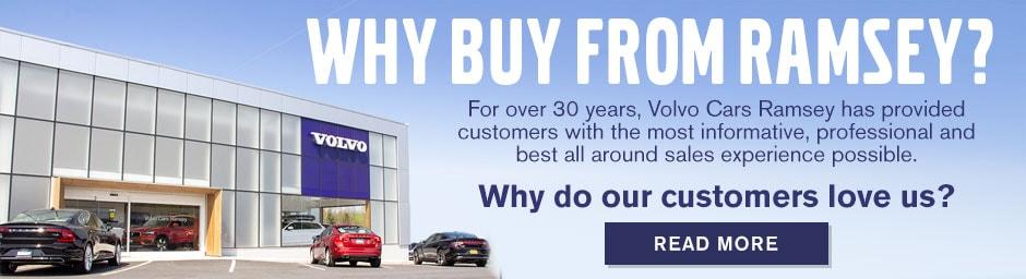 Volvo Cars Ramsey | Volvo Dealership Bergen County NJ