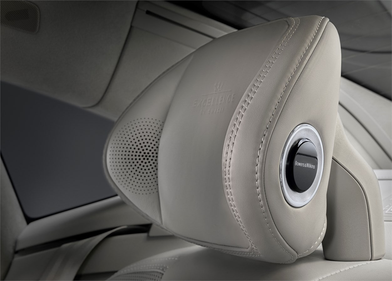 Volvo S90 Ambience Concept Bowers Wilkins
