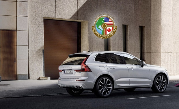 2018 Volvo XC60 North American Utility of the Year