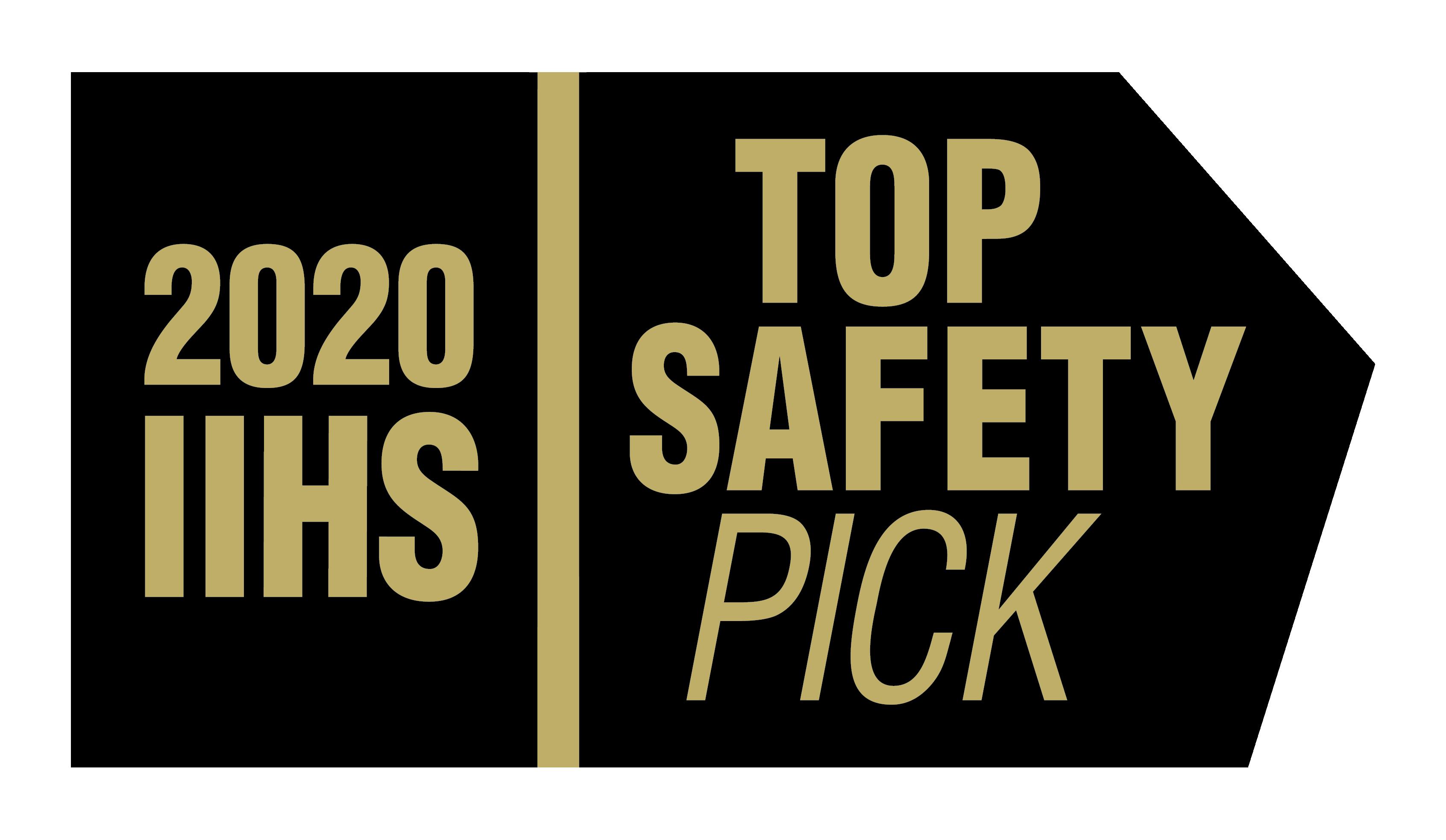 2020 Volvo XC60 S60 IIHS Top Safety Pick