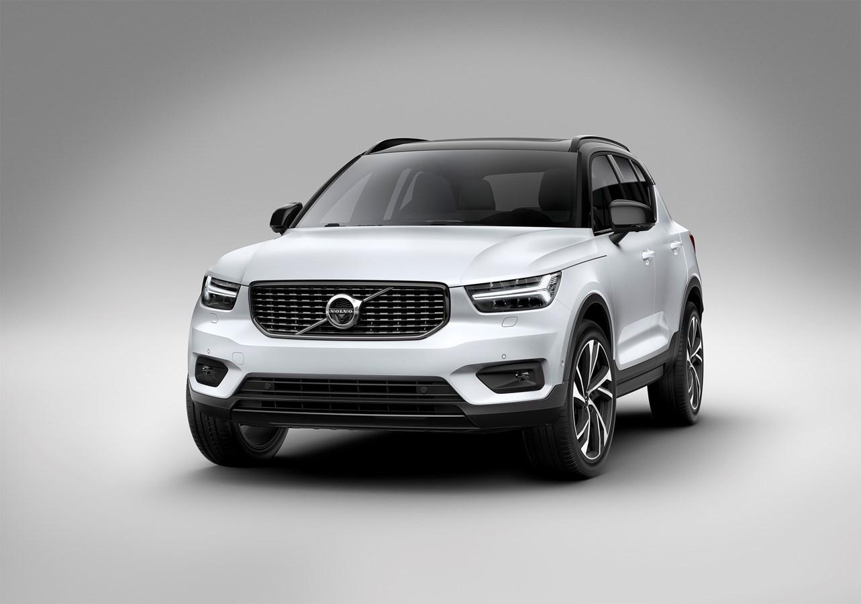 2019 Volvo XC40 Awards