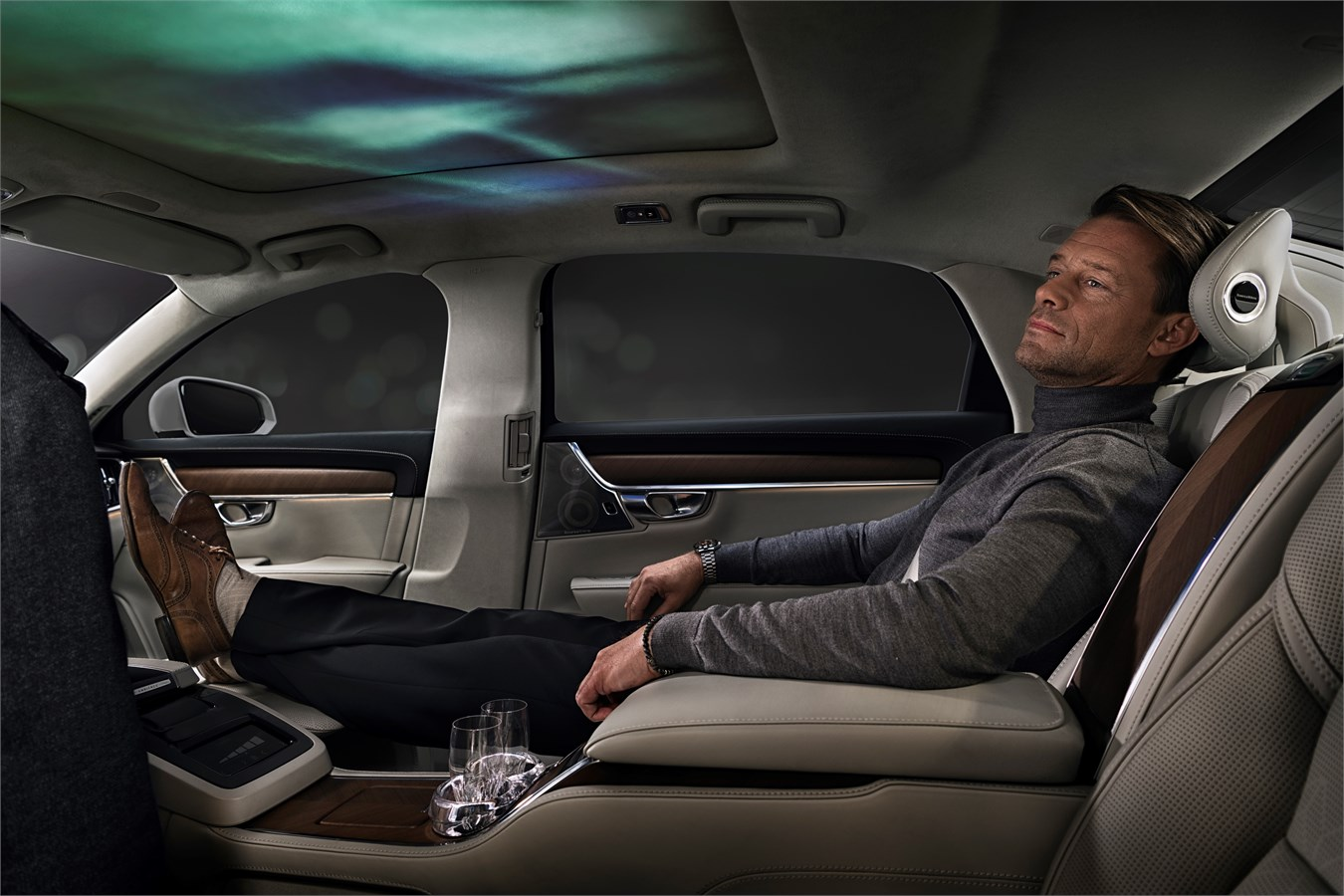Volvo S90 Ambience Concept Car