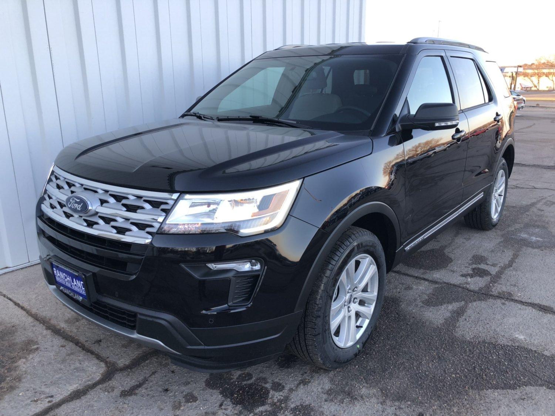 2019 Ford Explorer XLT SUV