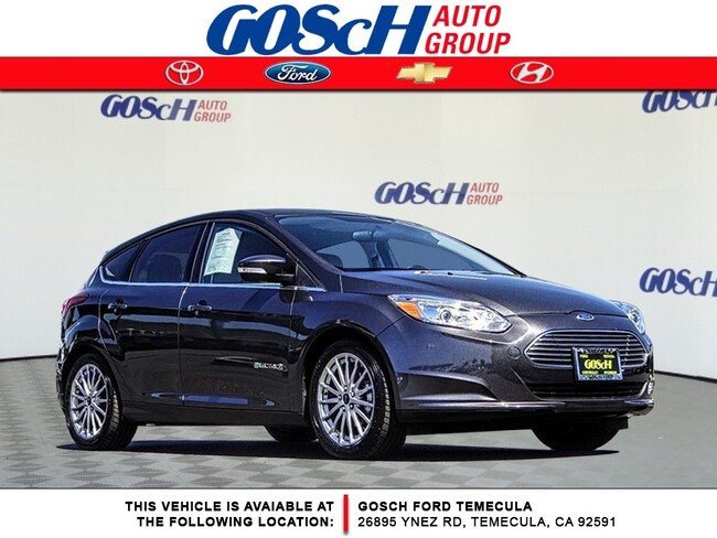 2016 Ford Focus Electric Electric Hatchback