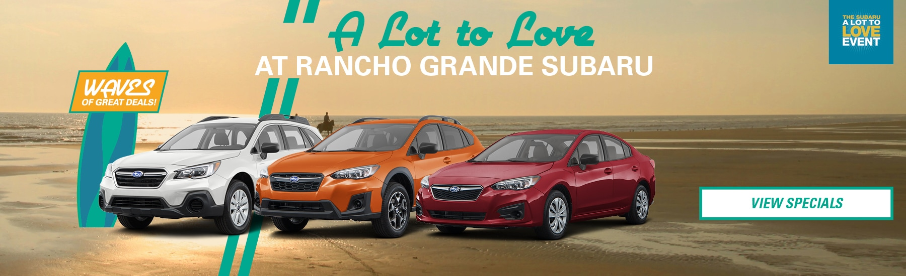 rancho grande subaru in san luis obispo slo new used subaru car dealer near grover beach. Black Bedroom Furniture Sets. Home Design Ideas
