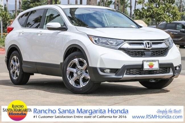 New 2019 Honda CR-V EX 2WD SUV in Rancho Santa Margarita, CA