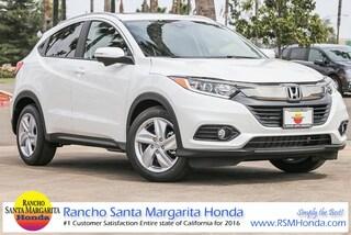 New 2019 Honda HR-V EX 2WD SUV in Rancho Santa Margarita, CA