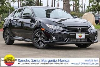 New 2019 Honda Civic EX Hatchback in Rancho Santa Margarita, CA
