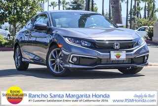 New 2019 Honda Civic EX Coupe in Rancho Santa Margarita, CA
