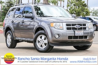 Used 2012 Ford Escape XLT SUV Orange County