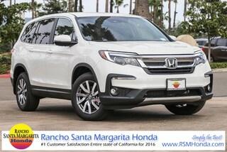 New 2019 Honda Pilot EX AWD SUV in Rancho Santa Margarita, CA