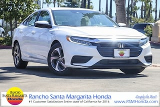 New 2019 Honda Insight EX Sedan in Rancho Santa Margarita, CA