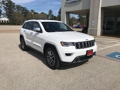 2017 Jeep Grand Cherokee Limited SUV Henderson TX