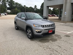 2018 Jeep Compass LATITUDE 4X4 Sport Utility Henderson TX