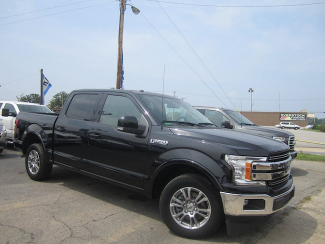 2018 Ford F-150 LARIAT 2WD SUPERCREW 5.5 Truck SuperCrew Cab