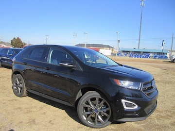 2018 Ford Edge SUV