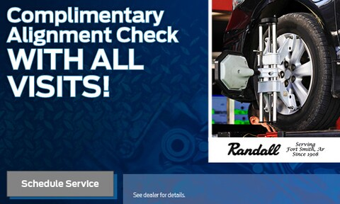 Complimentary Alignment Check With All Visits
