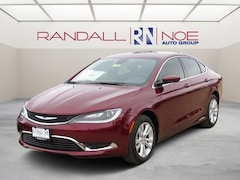 2017 Chrysler 200 LIMITED PLATINUM Sedan