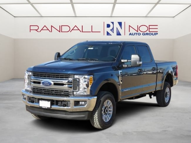 2017 Ford F-250SD XLT Truck