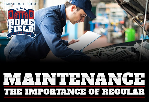 Service: The Importance of Regular Maintenance