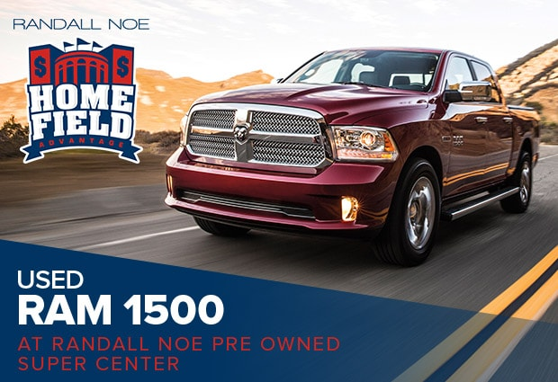 Randall Noe Used Cars In Terrell Texas >> Why Buy A Used Ram 1500 Randall Noe Used Cars Terrell Tx