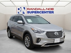 2017 Hyundai Santa Fe Limited SUV