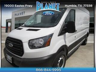 2019 Ford Transit-350 Base w/Sliding Pass-Side Cargo Door Van Medium Roof Cargo Van