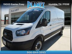 2019 Ford Transit-150 Base w/Sliding Pass-Side Cargo Door Van Medium Roof Cargo Van