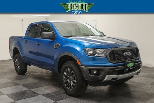 2019 Ford Ranger 2WD SPRCAB 5BOX