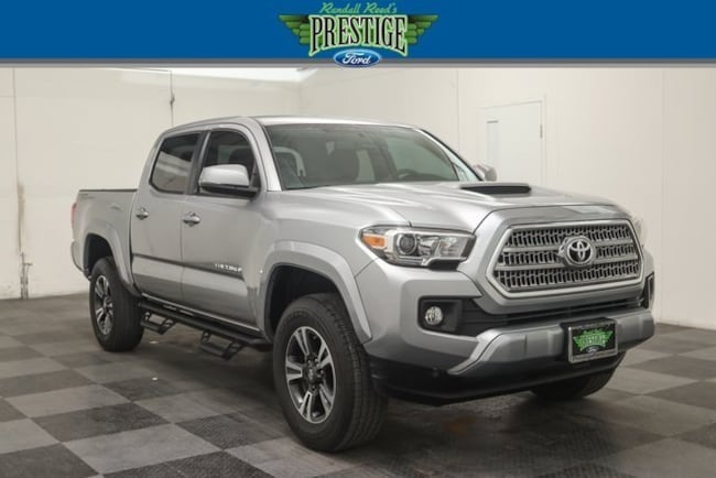 2016 Toyota Tacoma TRD Sport 2WD Double Cab V6 AT TRD Sport