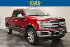 2018 Ford F-150 King Ranch 4WD SUPERCREW