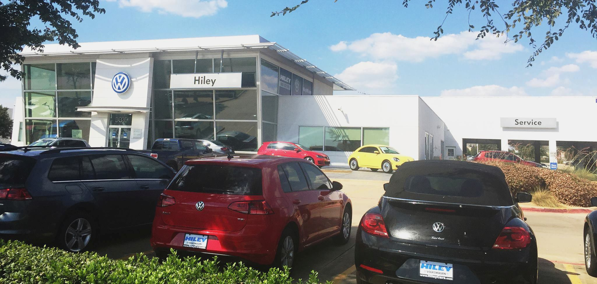 Volkswagen Service Center in Arlington TX