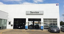 Hiley VW Arlington Service Center