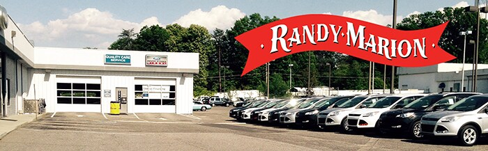 Ford Service Center Randy Marion Ford Lincoln Llc
