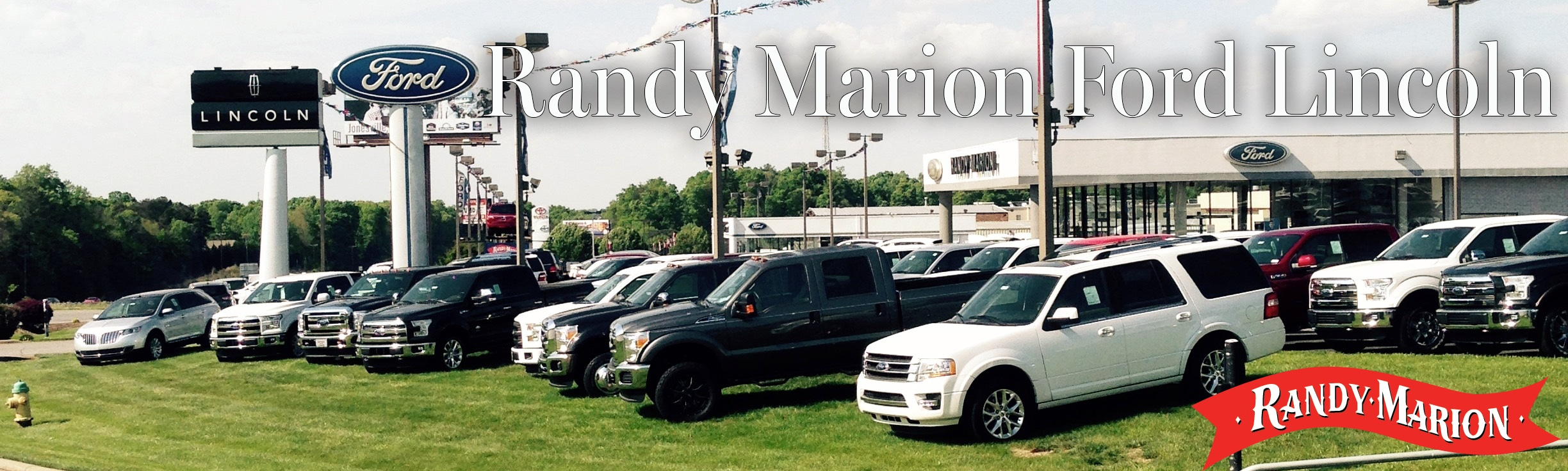 about randy marion ford lincoln llc a ford dealership in statesville. Black Bedroom Furniture Sets. Home Design Ideas